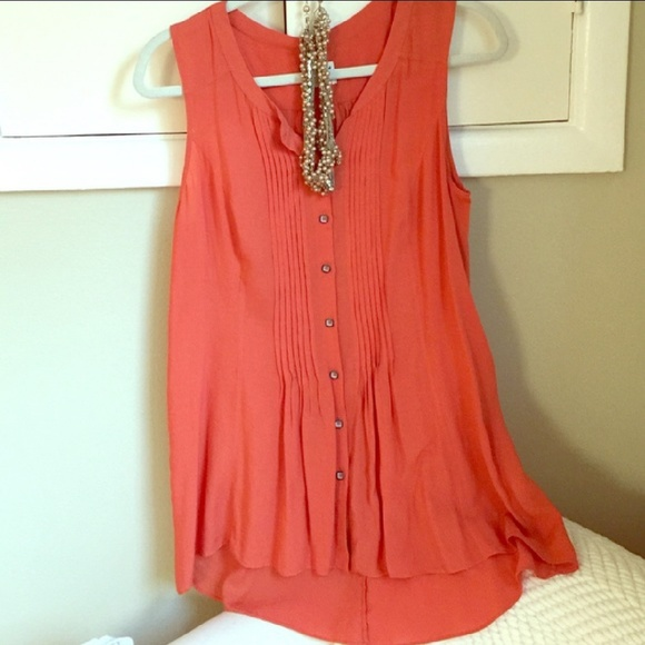 741dbe8bd4c51 Burnt Orange Tank. M 5b4ec5e3a31c333a7da90f1c. Other Tops ...